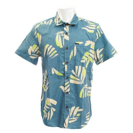 Brush Palm 半袖シャツ A0421609 STB