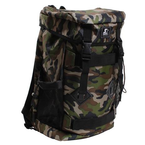 BACK PACK DECK バックパック ST-BAG-006 CAMO