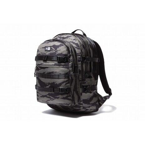 Carrier Pack キャリアパック タイガーストライプカモ オリーブ 11404491-884