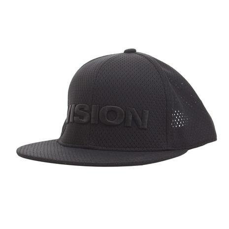 刺繍CAP 7523304-01BLK