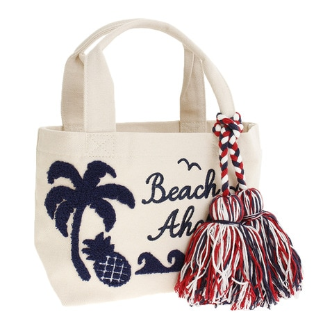 BEACHAHOLIC MINI BAG 885SW7BF5418 WHITE