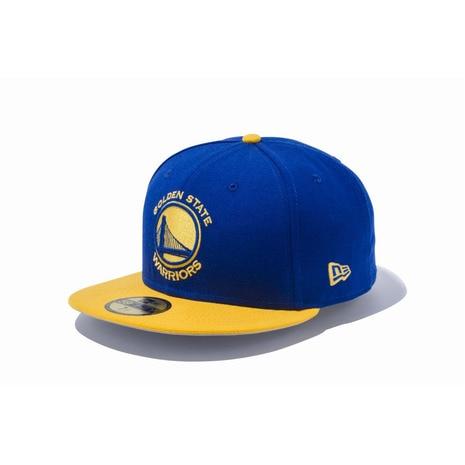 59FIFTY NBA ゴールデンステイト・ウォリアーズ ブライトロイヤル×チームカラー 11205052