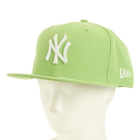59FIFTY MLB ニューヨーク・ヤンキース ライムグリーン×ホワイト 11308551