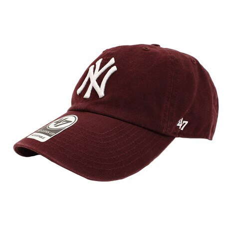 Yankees 47 CLEAN UP キャップ B-RGW17GWS-KM