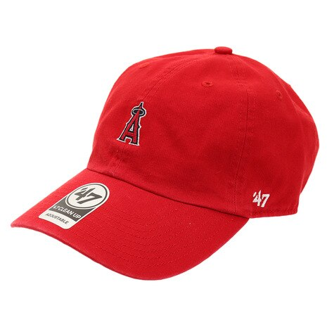 Angels Base Runner 47 キャップ B-BSRNR04GWS-RD