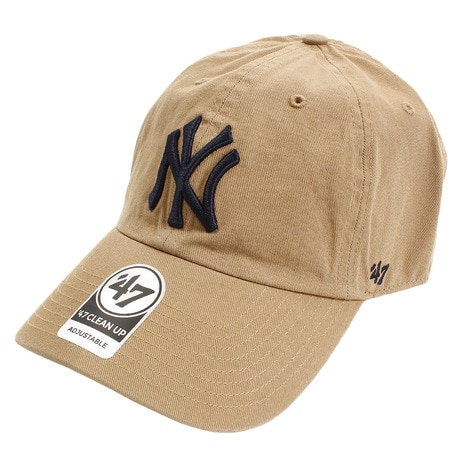 Yankees  CLEAN UP キャップ B-RGW17GWSNL-KHB
