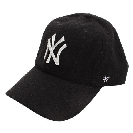 Yankees Droper CLEAN UP キャップ B-DRPER17WMH-BK