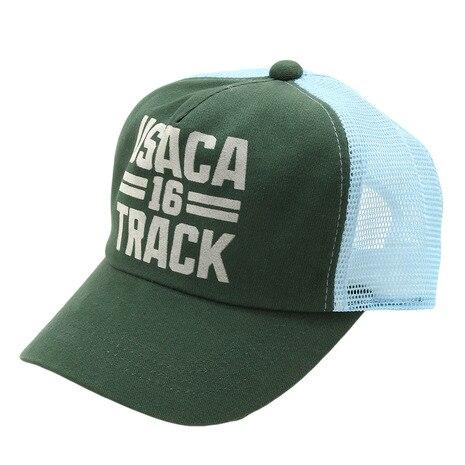 USACA TRACK メッシュキャップ 899C5ST2951 GRN