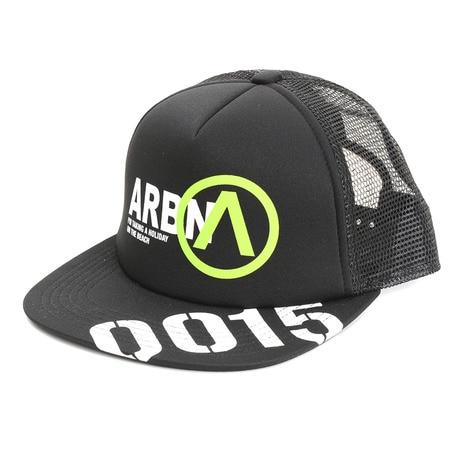 BB MESH LOGO CAP ABNJ706 BLK