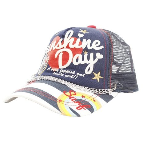 メッシュCAP SUNSHINEDAY 436-0058 SUNSHINEDAYS