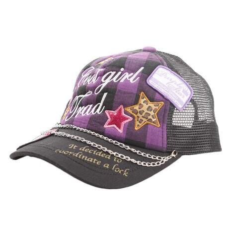 メッシュCAP COOL GIRL 436-0132 COOL GIRL