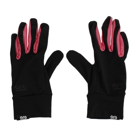 STRECHINNER GLOVE AG AG83WC1039 BLACKPINK