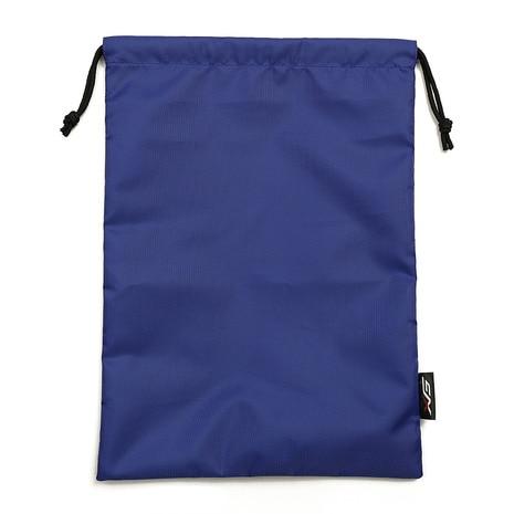 シューズ袋 Mサイズ 921G4MRCM30029 BLU