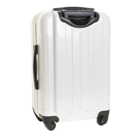 ファスナータイプスーツケース ホワイトカーボン 5022-55 WHCB