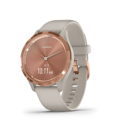 vivomove 3S Light Sand / Rose Gold 010-02238-72