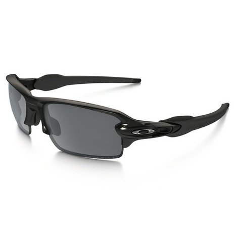 Polarized フラック 2.0 ASIA FIT PBlk/BlkIrdP OO9271-07