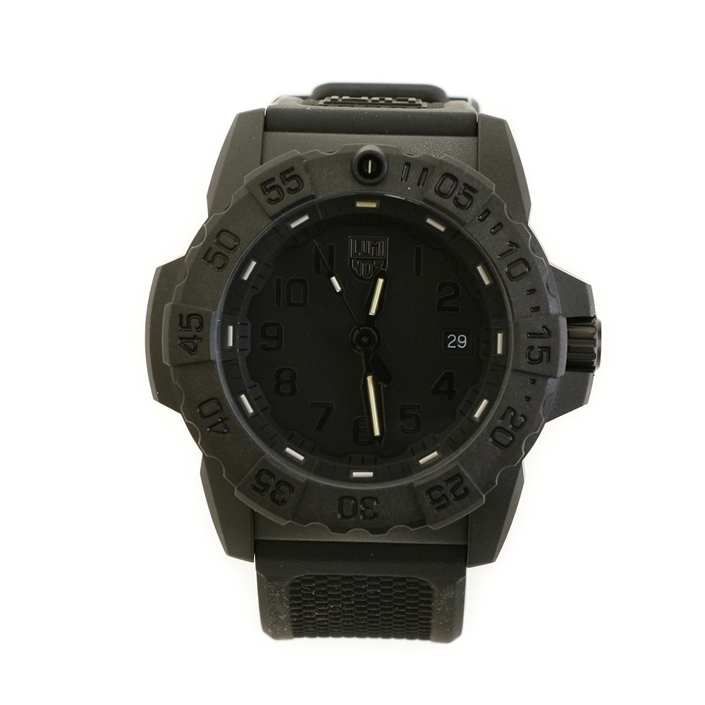 【セール実施中】【送料無料】Navy SEAL 3500 SERIES Ref.3501.BO Blackout