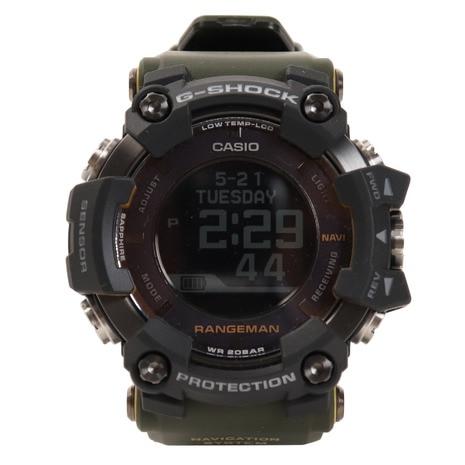 <ゼビオ> GPR-B1000-1BJR(ランニング・ジョギング 腕時計)画像