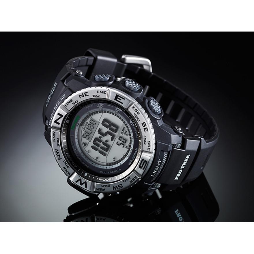 【セール実施中】【送料無料】プロトレック PRO TREK MULTI FIELD LINE PRW-3500-1JF 腕時計