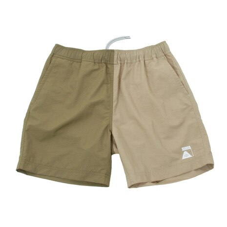 ボードショーツ JAPAN LIMITED CAMP VOLLEY SHORT 21420004 OLIVE/BEIGE サイズS