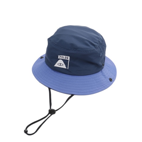ジュニア SUMMIT NYLON BUCKET HAT 55100019-NVR