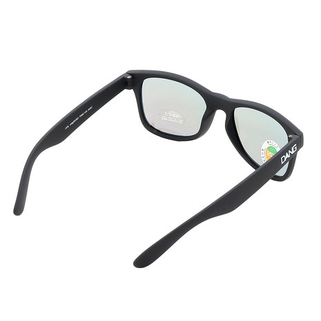 LOCO BLACK SOFT X GREEN MIRROR POLARIZED 偏光レンズ VIDG00383