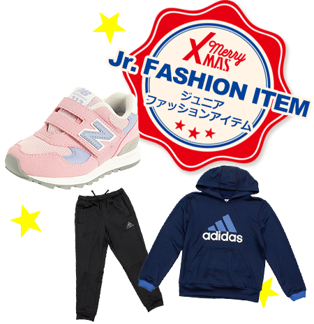 JR. FASHION ITEM