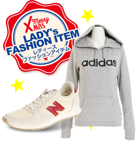 LADY's  FASHION ITEM